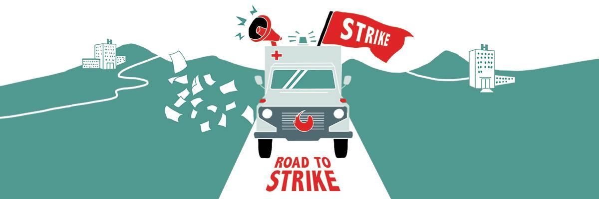 Road to Strike - Zentralschweiz